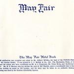 May Fair